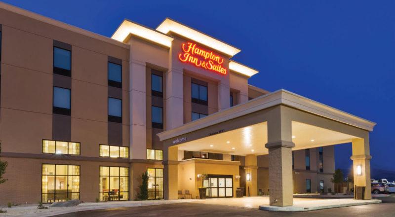 New Hampton Inn & Suites